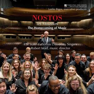Nostos: Tes Mousikes - The Homecoming of Music