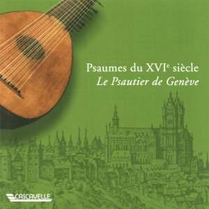 Psaumes du XVIème siècle 'Le Psautier de Genève' (Psalms of the 16th Century) Product Image