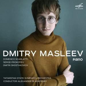 Dmitry Masleev Product Image