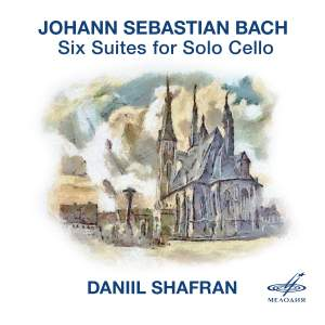 Bach: Six Suites for Cello Solo