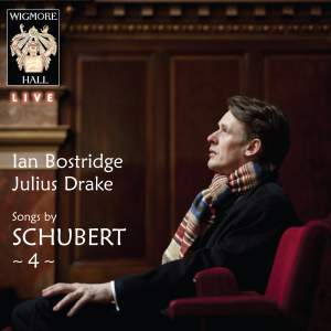 Songs by Schubert 4 - Bostridge Product Image