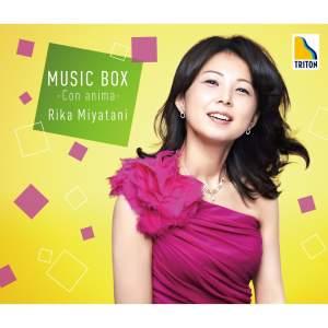 Music Box Vol. 2  Con anima-