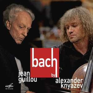 Bach by Alexander Knyazev and Jean Guillou