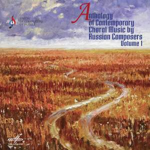 Anthology of Contemporary Choral Music by Russian Composers, Vol. 1 (Live)