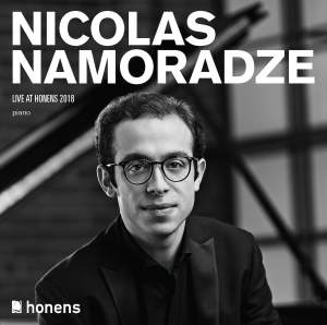 Nicolas Namoradze: Live at Honens 2018