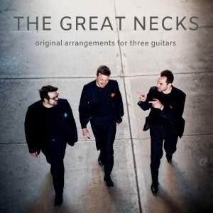 Original Arrangements for Three Guitars