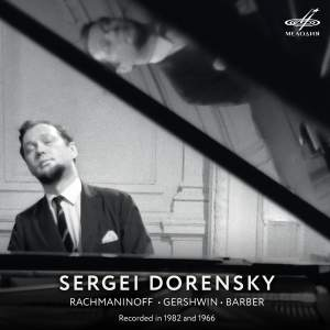 Sergei Dorensky. Rachmaninoff, Gershwin, Barber