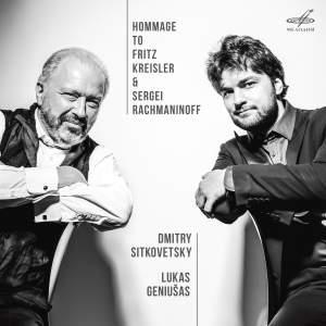 Hommage to Kreisler & Rachmaninoff Product Image
