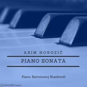 Asim Horozic: Piano sonata