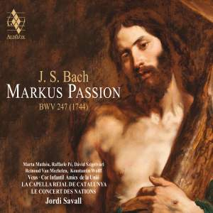 JS Bach: Markus Passion BWV247 (1744)