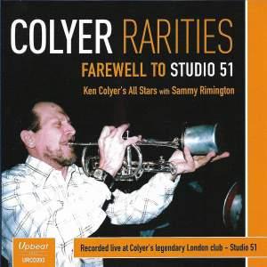 Colyer Rarities - Farewell To Studio 51 Product Image