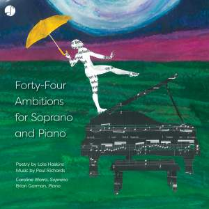 Forty-four Ambitions for Soprano and Piano