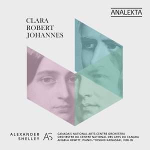 Clara - Robert - Johannes Product Image