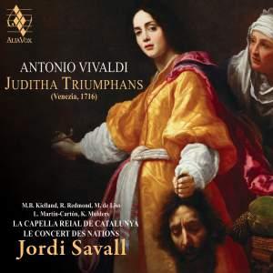 Vivaldi: Juditha Triumphans Product Image