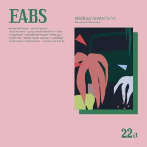 Kraksa / Svantetic - 12' Vinyl Edition