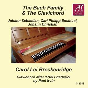 The Bach Family and the Clavichord