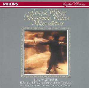 Emil Waldteufel: Famous Waltzes