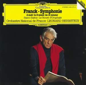 Franck: Symphony in D minor & Saint-Saens: Le Rouet d'Omphale