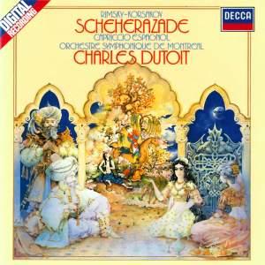Rimsky Korsakov: Scheherazade & Capriccio espagnol