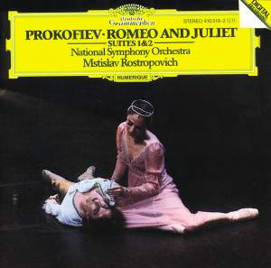 Prokofiev: Romeo and Juliet Suites