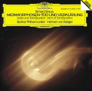 Strauss: Tod und Verklärung & Metamorphosen
