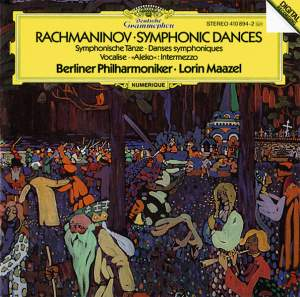 Rachmaninoff: Symphonic Dances, Op. 45