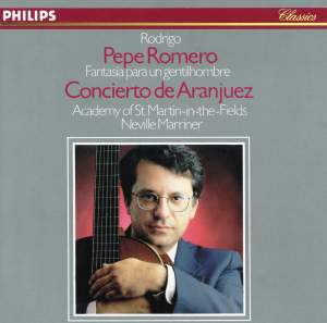Pepe Romero plays Rodrigo