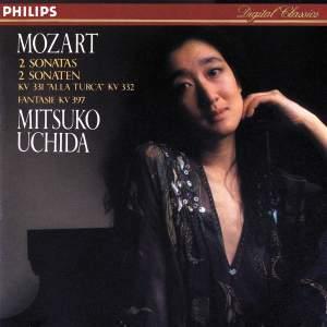 Mozart: Piano Sonatas Nos. 11 & 12