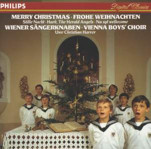 Merry Christmas from the Vienna Boys Choir