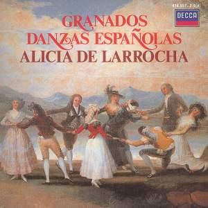 Granados: Danzas españolas, Op. 37 Nos. 1-12 Product Image