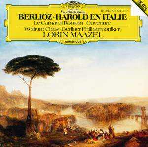Berlioz: Harold In Italy & Le Carnaval Romain Overture