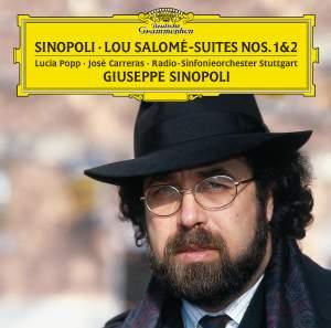 Sinopoli: Lou Salomé - Suites Nos. 1 & 2