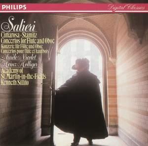 Salieri, Stamitz & Cimarosa: Concertos for Flute & Oboe
