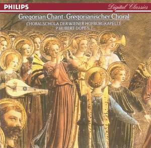 Gregorian Chant: Hymns and Vespers for the Feast of the Nativity