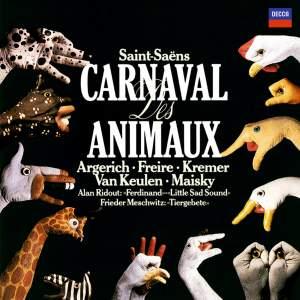 Saint-Saëns: Le carnaval des animaux, etc.