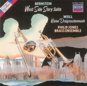 Bernstein: West Side Story Suite & Weill: Little Threepenny Music