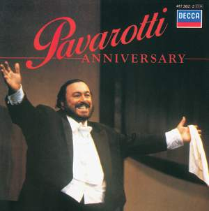 Pavarotti Anniversary