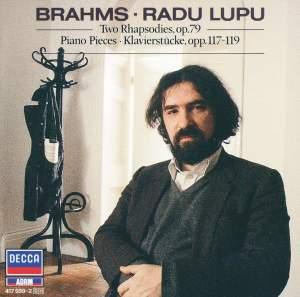 Brahms - Piano Music