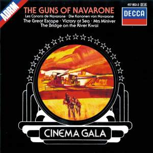 The Guns of Navarone - Music from World War II Films