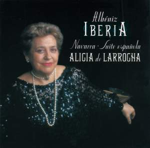 Albéniz: Iberia, books 1-4, etc.