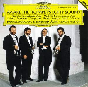 Awake the Trumpet's Lofty Sound Product Image
