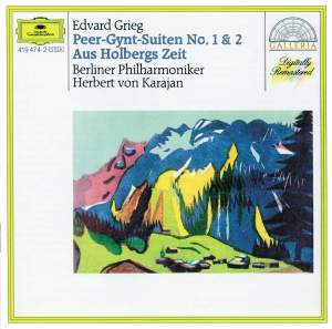 Grieg: Holberg and Peer Gynt Suites