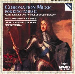 Coronation Music for King James II