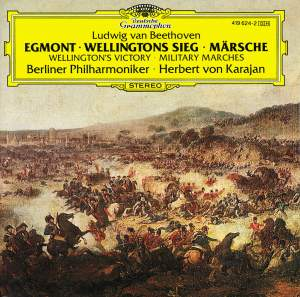 Beethoven: Egmont, Wellington's Victory & Military Marches Product Image