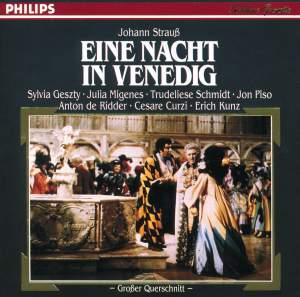 Strauss, J, II: Eine Nacht in Venedig: highlights