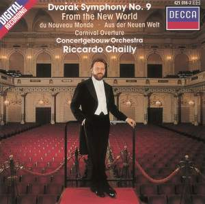 Dvorák: Symphony No. 9 'From The New World'