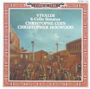 Vivaldi: Sonatas (6) for cello & harpsichord Op. 14