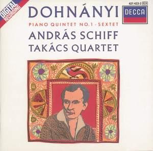 Dohnányi: Piano Quintet & Piano Sextet