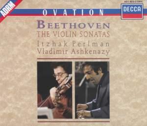 Beethoven: Violin Sonatas Nos. 1-10 (Complete)