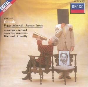 Walton: Façade & Stravinsky: Renard